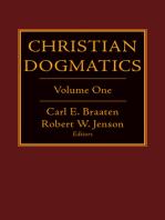 Christian Dogmatics Vol 1