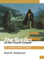 Riddles of the Fourth Gospel