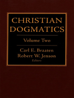 Christian Dogmatics Vol 2