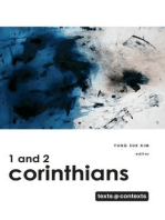 1 and 2 Corinthians