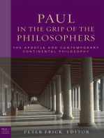 Paul in the Grip of the Philosophers
