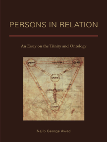 Persons in Relation: An Essay on the Trinity and Ontology