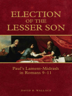 Election of the Lesser Son