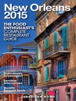 NEW ORLEANS - 2015 (The Food Enthusiast's Complete Restaurant Guide)