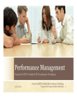 PPT on Performance Management Cycle