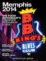 Memphis - 2014 (The Food Enthusiast's Complete Restaurant Guide)