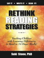 Rethink Reading Strategies