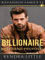 The Billionaire Boyfriend Proposal