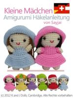 Kleine Mädchen Amigurumi Häkelanleitung