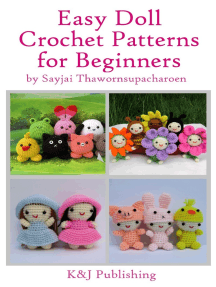 Amigurumi Crochet Patterns: Easy and Cute Patterns for Little ... | 287x216