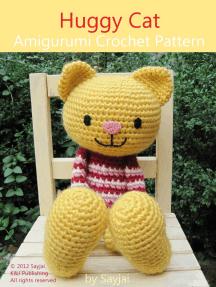 Huggy Cat Amigurumi Crochet Pattern