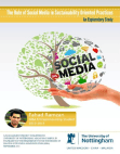 Exploratory Study on Social Media in Sustainability