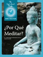 ¿Por Qué Meditar?