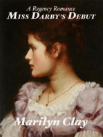 Miss Darby's Debut - A Regency Romance