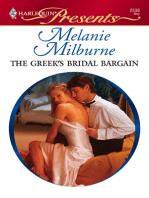 The Greek's Bridal Bargain