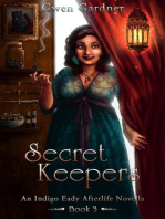 Secret Keepers (The Afterlife Series, #3)