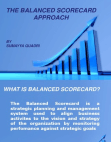 Project on Approach of Balanced Scorecard