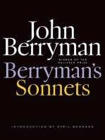 Berryman's Sonnets
