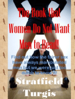 The Book That Women Don't Want Men to Read