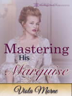 Mastering His Marquise