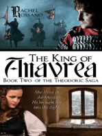 The King of Anavrea (Book Two of the Theodoric Saga)