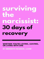 Surviving the Narcissist