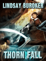 Thorn Fall (Rust & Relics, Book 2)