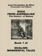 Saga From Azerbaijan: The History of Bacam: Book 1 of Muslims Wonderful Tales