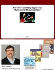 Direct Marketing Project on Multichannel Marketing World