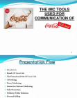 Integrated Marketing on Coca Cola
