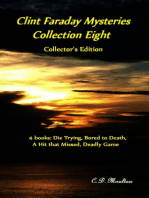 Clint Faraday Mysteries Collection Eight Collector's Edition