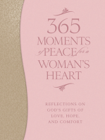 365 Moments of Peace for a Woman's Heart