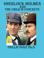 Sherlock Holmes and the Child in Concrete