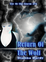 Return Of The Wolf (Eye Of The Storm #4)