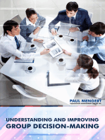 Understanding and Improving Group Decision-Making