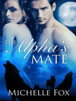 The Alpha's Mate Werewolf Romance (Hunstville Pack, #1)