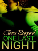 One Last Night (BBW Romantic Suspense)