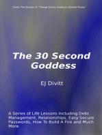 The 30 Second Goddess