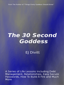 The 30 Second Goddess