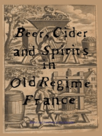 Beer, Cider and Spirits in Old Regime France