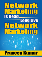 Network Marketing is Dead  Long Live Network Marketing