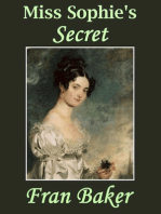 Miss Sophie's Secret