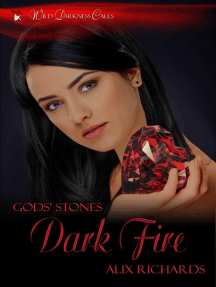 Dark Fire: Gods' Stones, #2