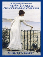 Miss Eliza's Gentleman Caller - A Regency Romance