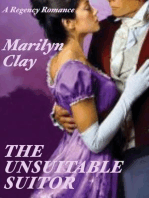 The Unsuitable Suitor - A Regency Romance