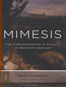 Mimesis: The Representation of Reality in Western Literature - New and Expanded Edition