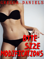 Byte Size Modifications