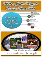 Bible Faith Nuggets Series Box Set