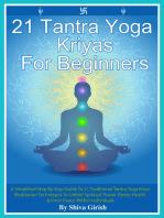 21 Tantra Yoga Kriyas for Beginners