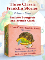 Three Classic Franklin Stories Volume Four